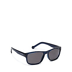 Converse - Navy plastic H037 square sunglasses