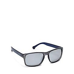 Converse - Grey plastic H016 square sunglasses