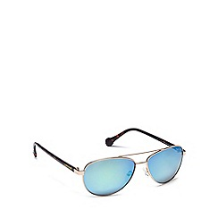 Converse - Blue metal H033 pilot sunglasses