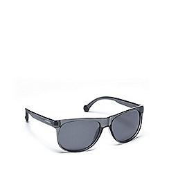 Converse - Grey plastic H054 square sunglasses