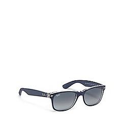 Ray-Ban - Blue 'New Wayfarer' RB2132 sunglasses