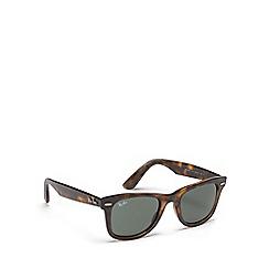 Ray-Ban - Brown 'Wayfarer Ease' RB4340 sunglasses