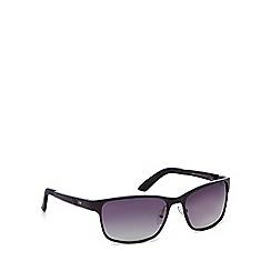 Stormtech - Black metal 'Omega' 9STEC357-1 square sunglasses