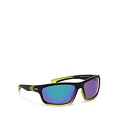 Stormtech - Black and green plastic 'Crete' 9STEC481-3 wrap sunglasses
