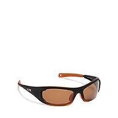 Stormtech - Black plastic 'Scorpius' 9STEC307-8 wrap sunglasses