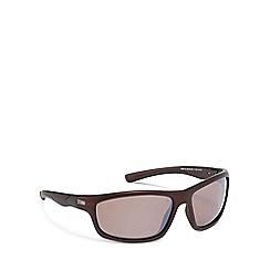 Stormtech - Brown plastic 'Crete' 9STEC481-7 wrap sunglasses
