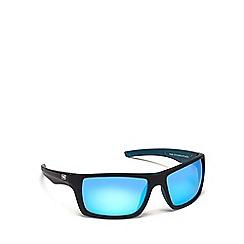 Dirty Dog - Black plastic 'Primp' 53375 rectangular sunglasses
