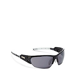 Bloc - Grey 'Bronx' wrap sunglasses