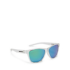 Bloc - Clear plastic 'Cruise' square sunglasses