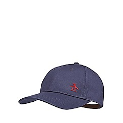 Original Penguin - Navy embroidered logo baseball hat