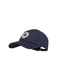 Converse - Navy logo baseball cap