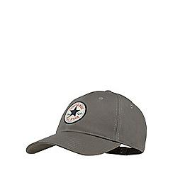 Converse - Grey logo baseball cap