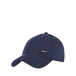Nike - Navy logo baseball hat