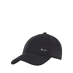 Nike - Black logo baseball hat