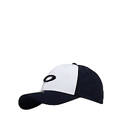 Oakley - Navy wool blend logo baseball hat