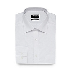 The Collection - White classic fit shirt