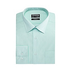 The Collection - Aqua long sleeve shirt