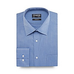 The Collection - Light blue tailored fit shirt