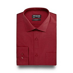 The Collection - Red plain tonic shirt