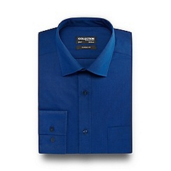 The Collection - Blue plain tonic shirt