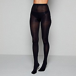 Pretty Polly - Black 60 denier opaque tights