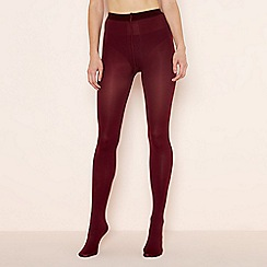 Aristoc - Plum 80 denier micro fibre tights