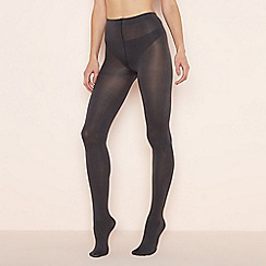 Aristoc - Dark grey 80 denier micro fibre tights