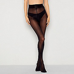 J by Jasper Conran - Black 60 denier tights