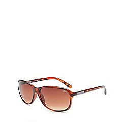 Bloc - Shiny grey 'Bee' tortoiseshell sunglasses