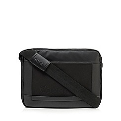 Calvin Klein - Black 'Caillou' messenger bag