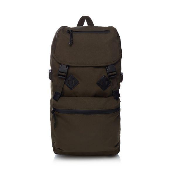Herring Trek' Khaki backpack 'Urban Red TFqPwanCF