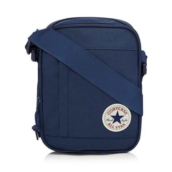 applique logo Converse body bag cross Navy wEBgnxB8