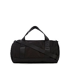 Red Herring - Black large holdall bag