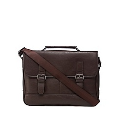 The Collection - Brown briefcase