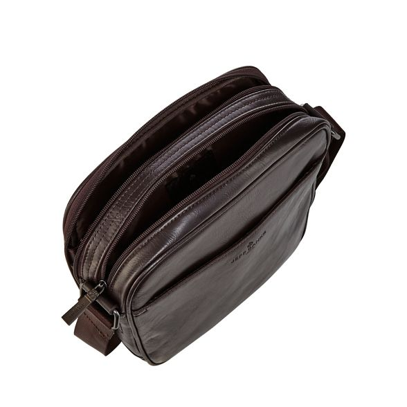 bag Jeff mini Banks cross body Brown flight YY40Oxw