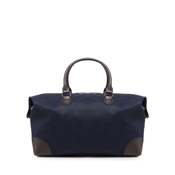 textured by bag Jasper Conran J holdall Navy IwdqxY