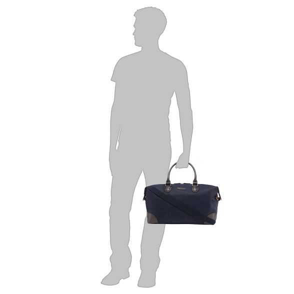 holdall textured Conran bag Jasper J Navy by IqTPATX