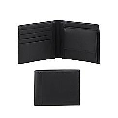 Moleskine - Black leather wallet