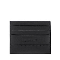 Moleskine - Black leather card holder