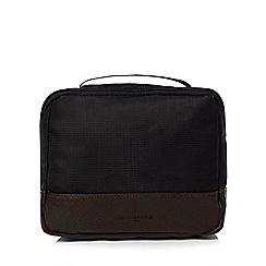 Jeff Banks - Black fold out wash bag