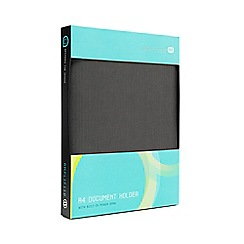 Debenhams Sports - Grey A4 document holder