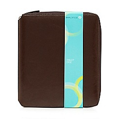 Amplified - Brown tablet case