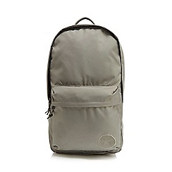 Converse - Grey 'Chuck Plus' backpack