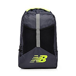 New Balance - Grey 'Game Changer' backpack