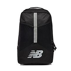 New Balance - Black 'Game Changer' backpack
