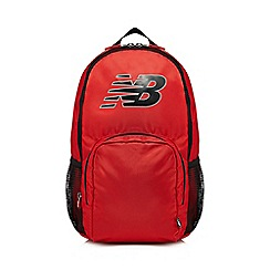 New Balance - Red 'Daily Driver II' backpack