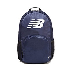 New Balance - Navy 'Daily Driver II' backpack