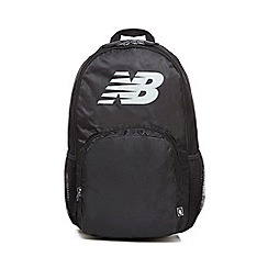 New Balance - Black 'Daily Driver II' backpack