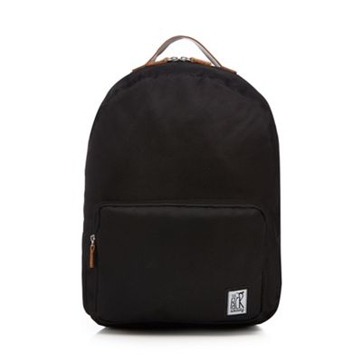 The Pack Society   Black Plain Backpack by The Pack Society