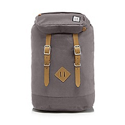 The Pack Society - Grey 'Premium' backpack